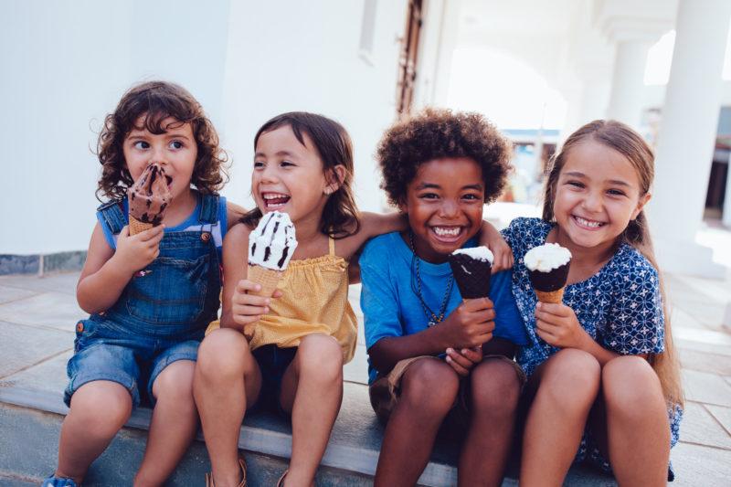 Kid Friendly Summer Snacks