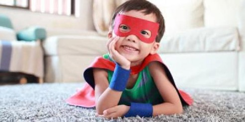 Is Dressing Up for Halloween Different Than for Pretend Play?   NAEYC