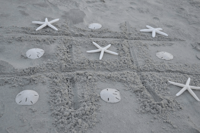 Beach Day Activities!
