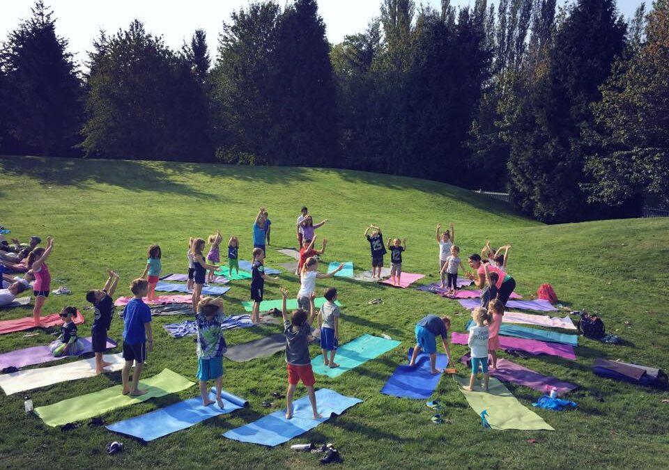 Summer Mindfulness Activities